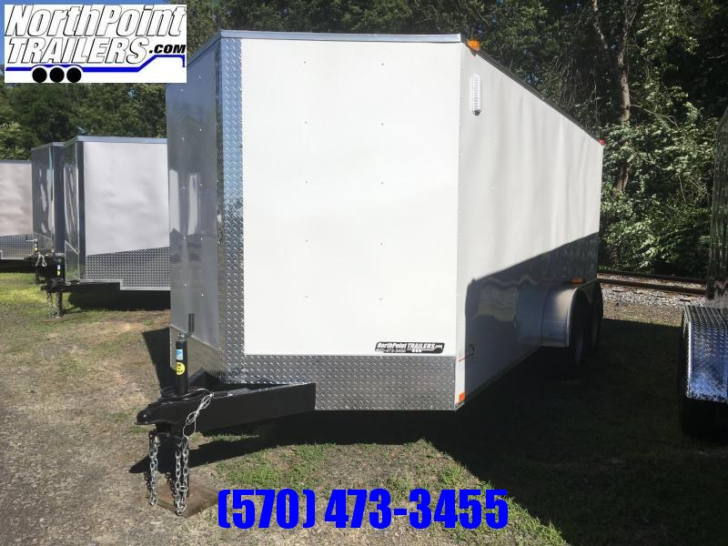 2018 Samson W716TA Cargo Trailer