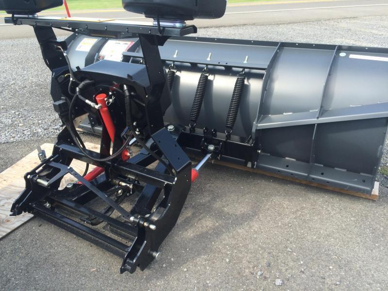 NEW SnowEx 8000 Heavy Duty Snow Plow