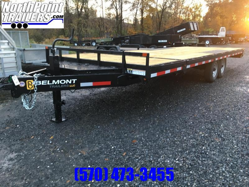 2019 Belmont Machine DO924TD-14K Equipment Trailer