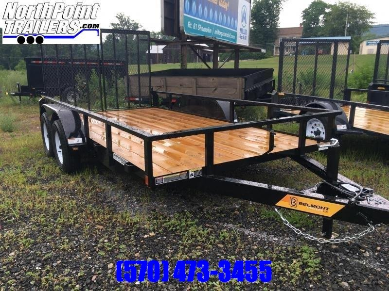 2018 Belmont UT614TA-7K - Charcoal