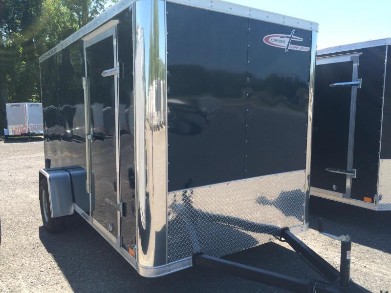 2017 Cross Trailers 612SA-Alpha Enclosed Trailer