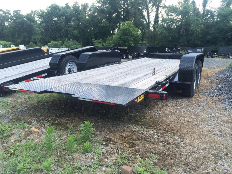 2015 Belmont SSTD18-10 Tilt Deck Trailer