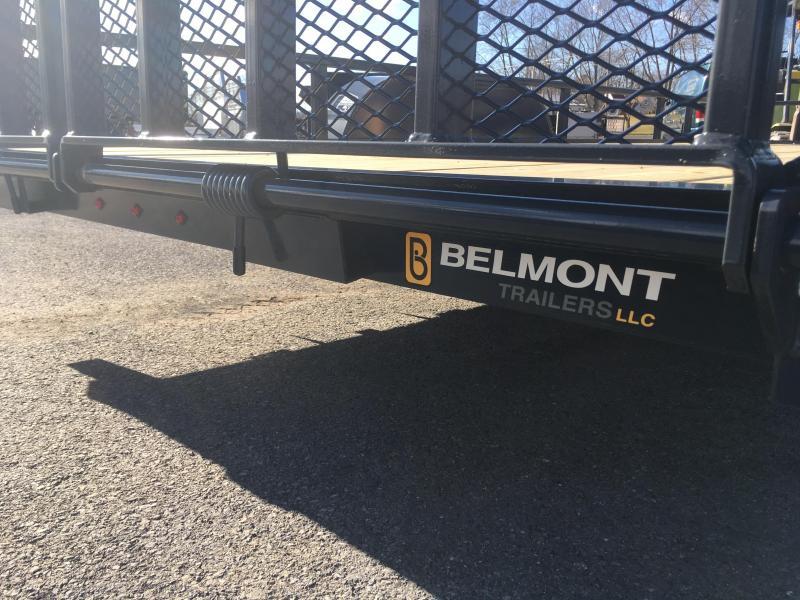2018 Belmont UT620TA-10K - BLACK
