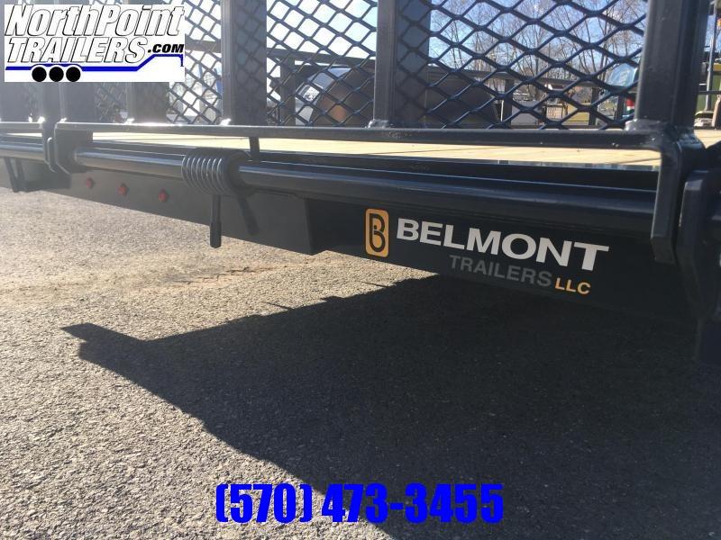 2019 Belmont UT620TA-10K - BLACK