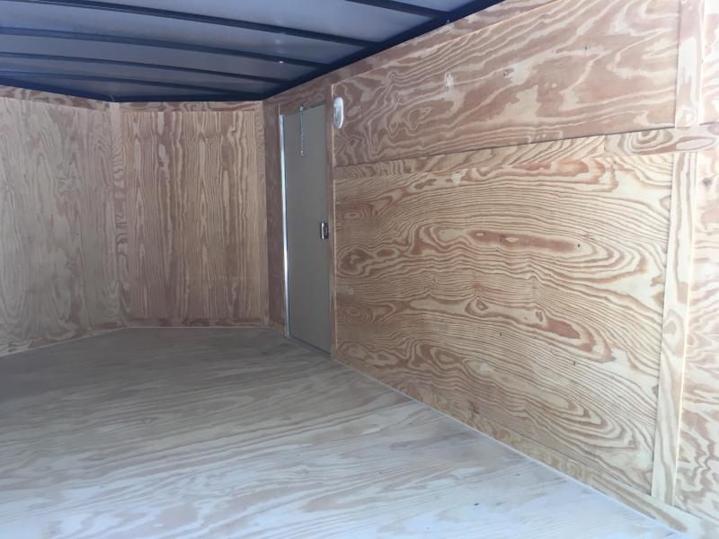 2018 Samson SP714TA Cargo Trailer - Silver