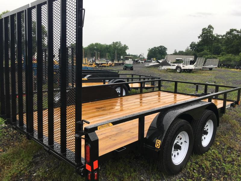 2018 Belmont UT614TA-7K - Black