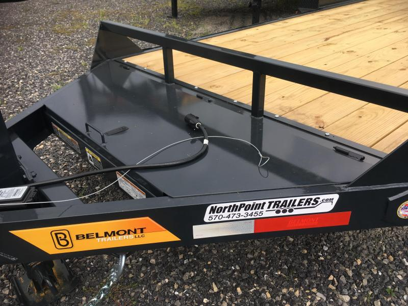 Belmont Machine SS1018-14K Equipment Trailer