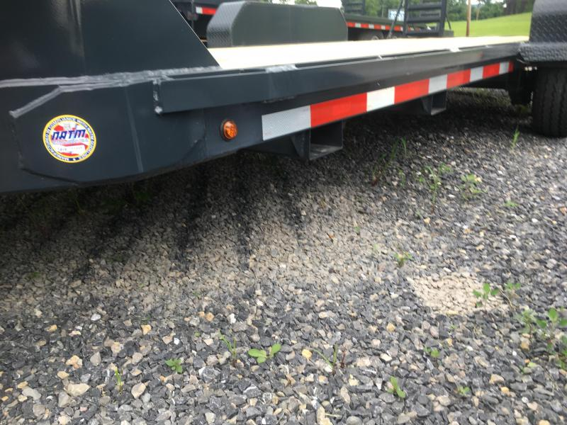 2017 Belmont Machine SS1018-14K Equipment Trailer