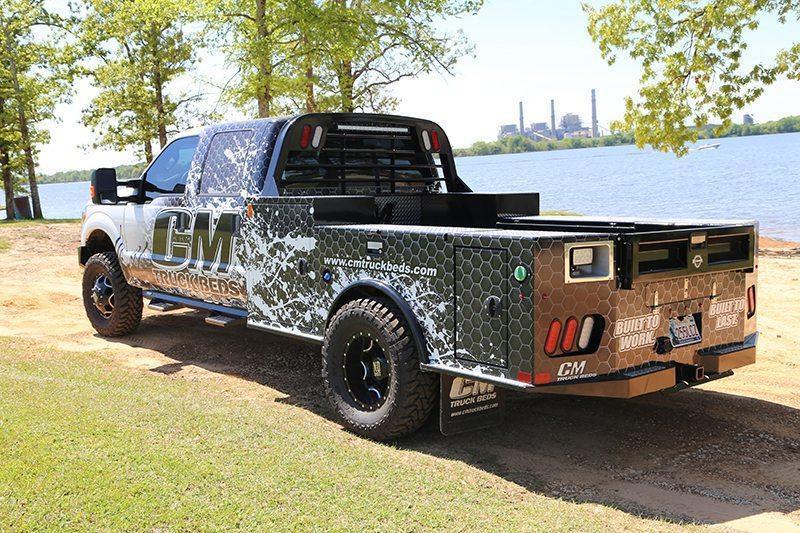 CM TM2 Deluxe Truck Bed - 97