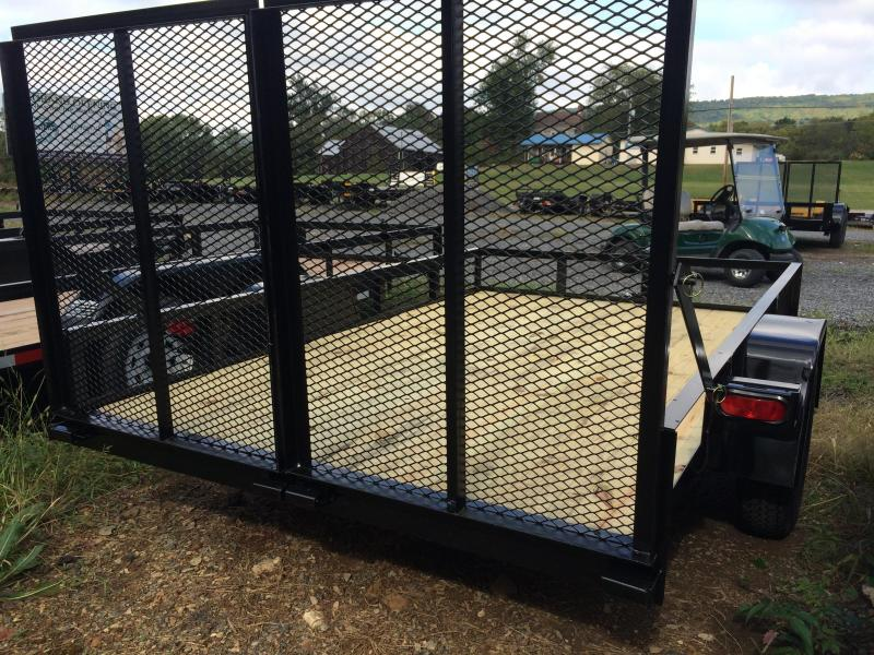 2018 TWF 612U Split Rear Gate