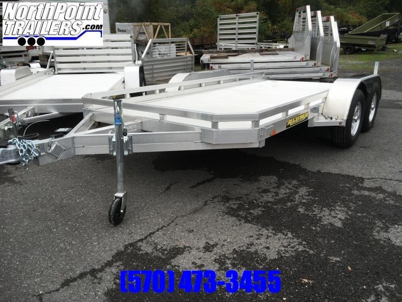 2020 Aluma 7812R Tandem Axle Utility Trailer