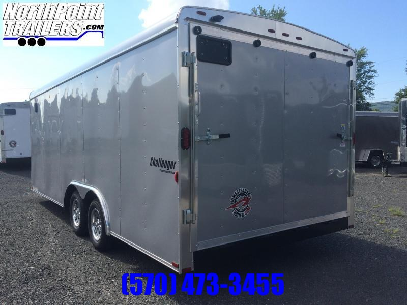 2020 Homesteader Inc. 820CT Car / Racing Trailer