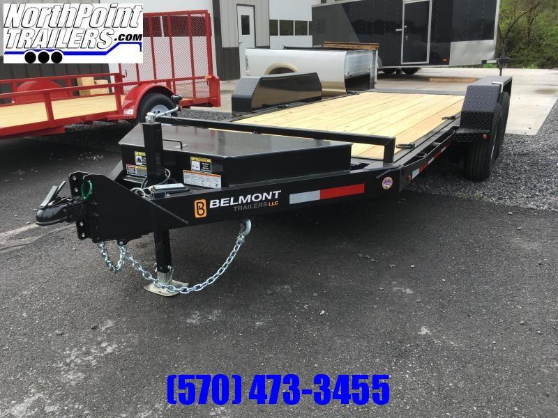 2018 Belmont SSTD18-10 Tilt Deck Trailer