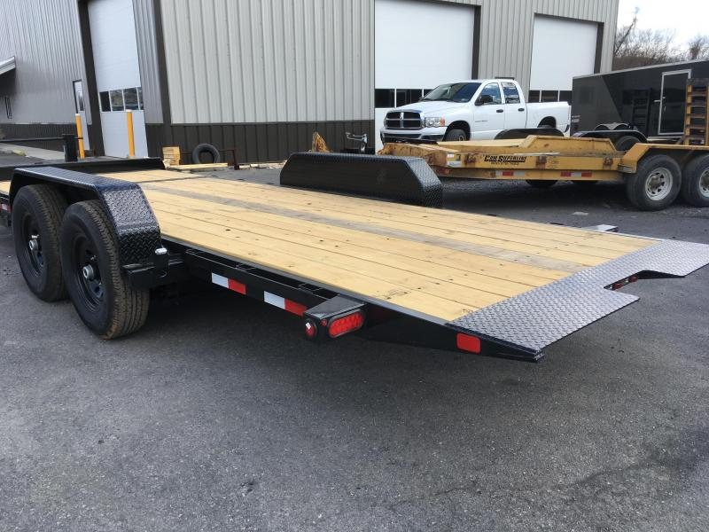 2018 Big Tex Trailers 14TL-20 Tilt Equipment Trailer