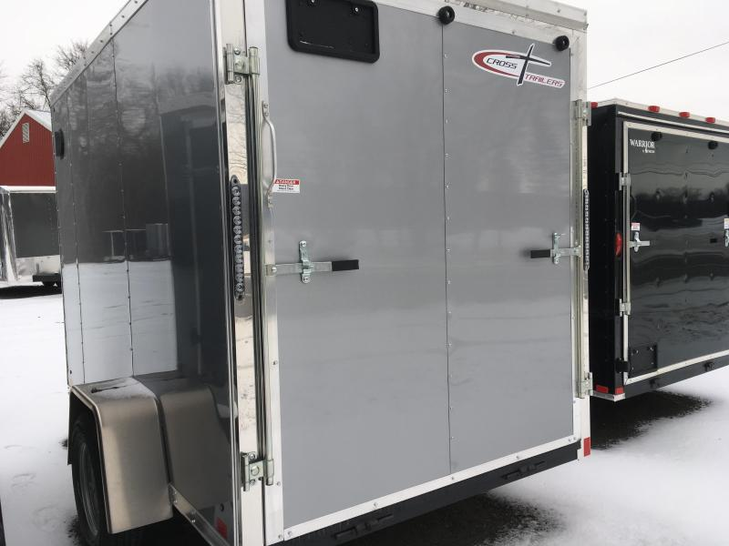 2018 Cross Trailers 610SA Cargo Trailer - Extra Height