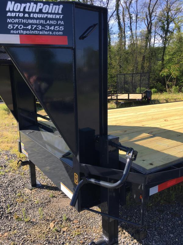 2018 Belmont Machine GN24-14K Gooseneck w/ MEGA RAMPS