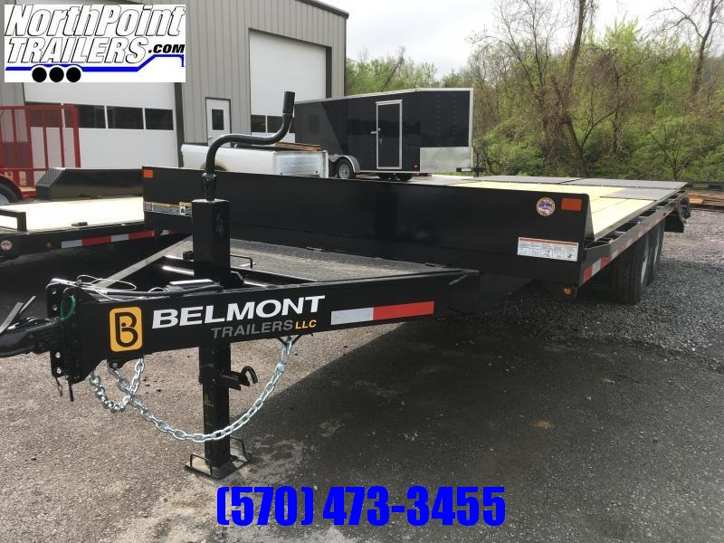 2019 Belmont DO920-14K - Charcoal - Adjustable Beavertail w/ Slide-Out Ramps