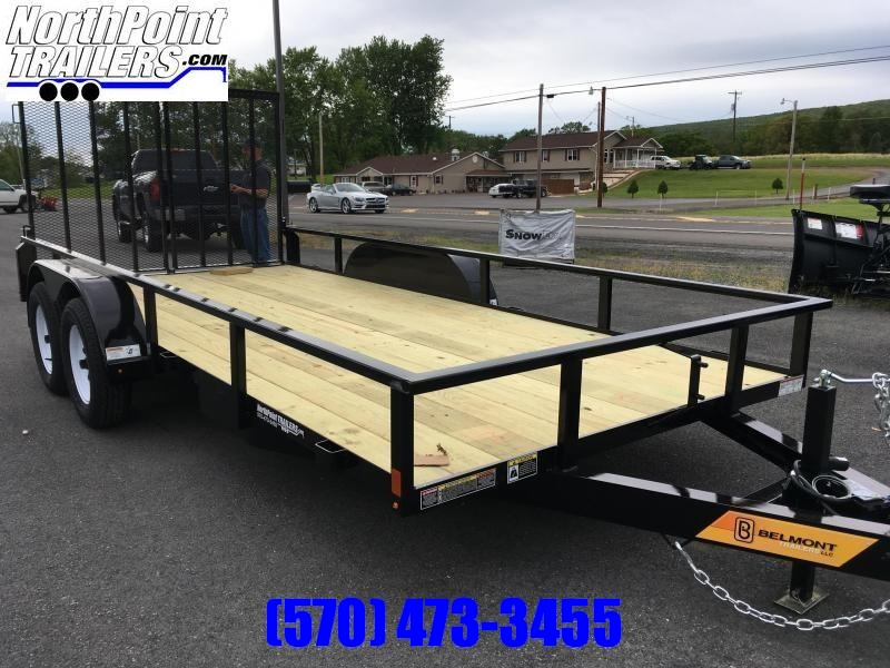 2019 Belmont UT616TA-7K - Black