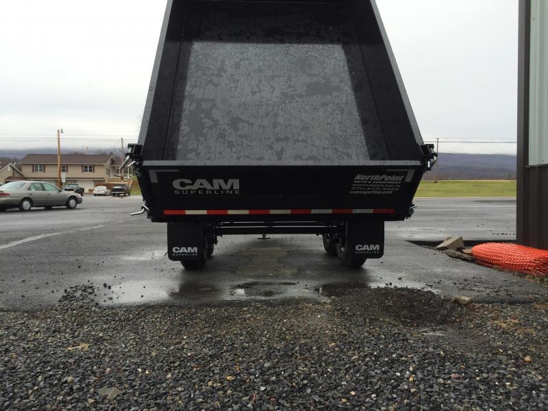 2018 CAM 5CAM610DODT - Black Deckover Dump