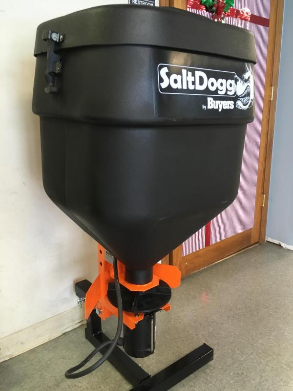 2018 SaltDogg TGSUVPROA 4.4Cu. Ft. Spreader