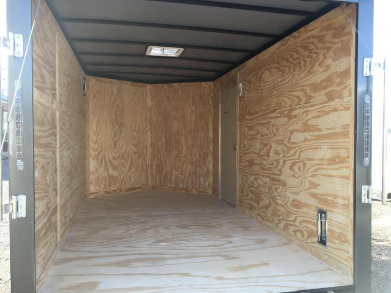 2018 Samson SP7x12SA Enclosed Cargo Trailer