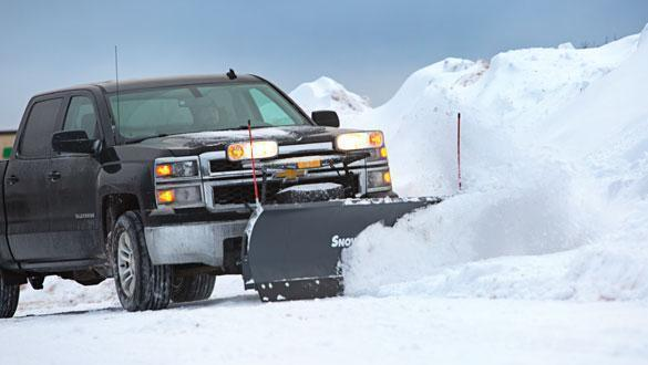 NEW SnowEx 8000 Regular Duty Snow Plow