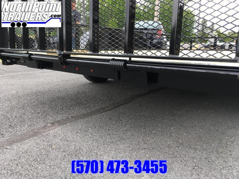 2018 Belmont UT616TA-7K - Black