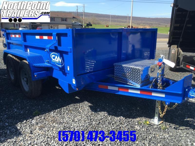 2018 CAM 5CAM610LPD - BLUE