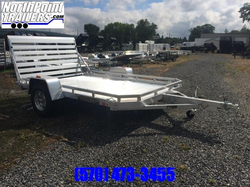 2019 Aluma 7710H Bi-Fold Tailgate
