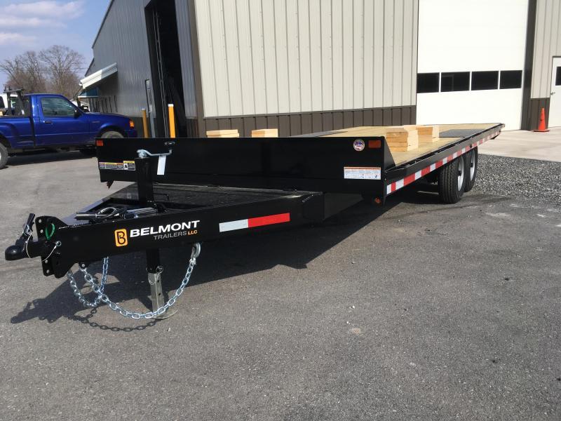 2018 Belmont Machine DO920-10K Deckover - Complete Flat Deck