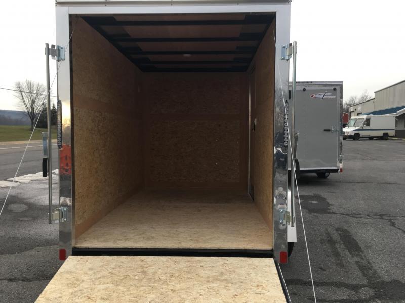 2017 Cross Trailers 610SA Cargo Trailer - Extra Height