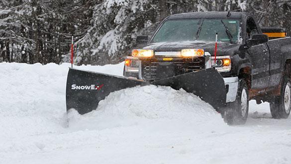 2016 SnowEx 8600 HDV V-Plow