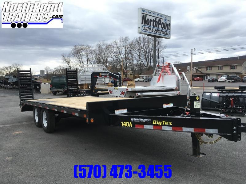 2018 Big Tex Trailers 14OA-17+3 Flatbed Trailer | NorthPoint