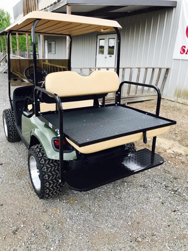 2016 E-Z-GO TXT Golf Cart