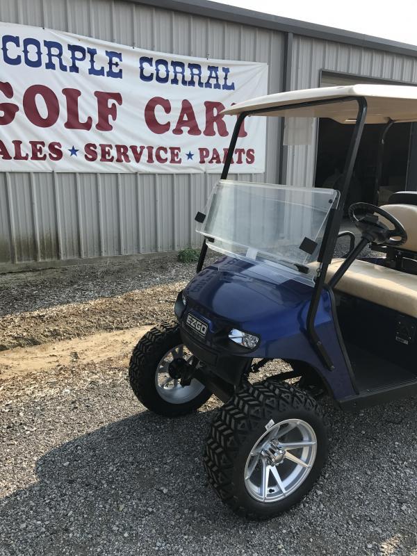 2016 E-Z-GO 48 Volt TXT Golf Cart