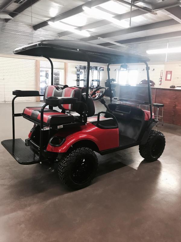 2014 E-Z-GO TXT Golf Cart