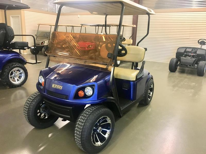 2014 E-Z-GO TXT 48-VOLT Golf Cart