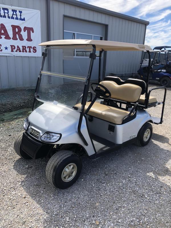 2014 E-Z-GO 48 Volt TXT Golf Cart