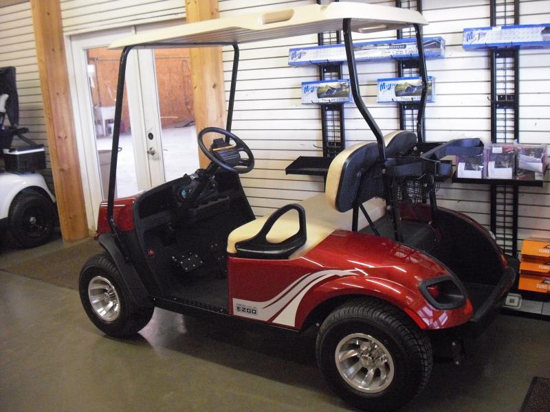 2019 E-Z-GO 72v Golf Cart