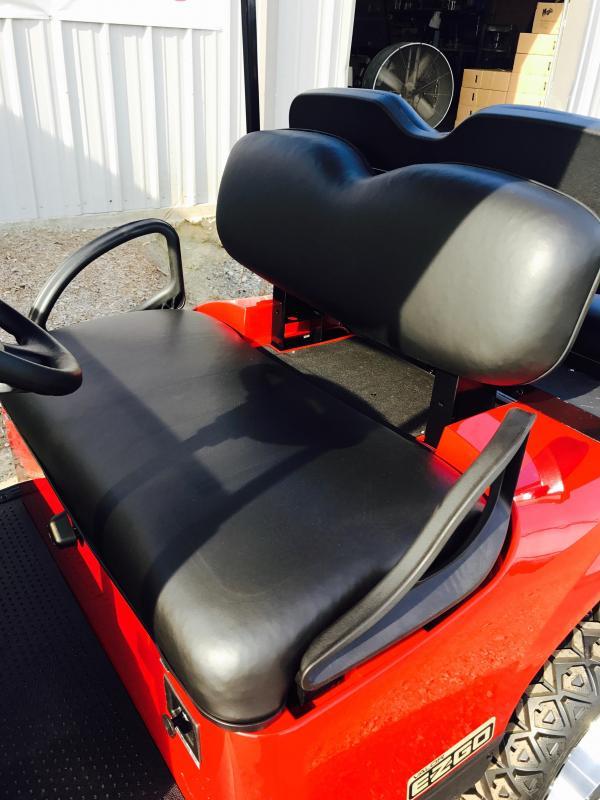 2019 GAS E-Z-GO TXT Golf Cart
