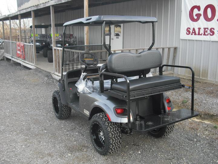 2014 E-Z-Go 48v S4 Express golf cart carts car