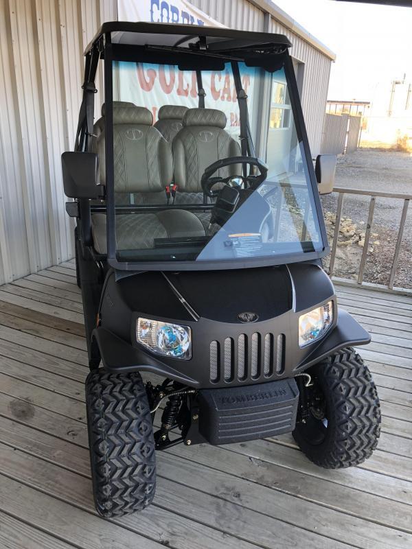2019 Other E Merge 48 Volt A C Powered Golf Cart Fort
