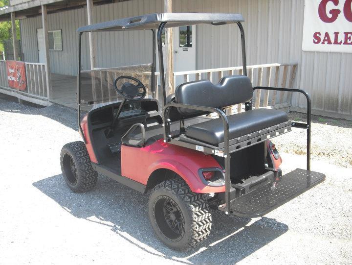 2012 E-Z-Go 48v TXT golf cart carts car