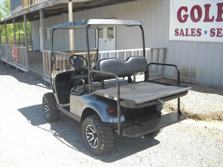 2016 E-Z-Go EZ-GO TXT 48 VOLT Golf Cart