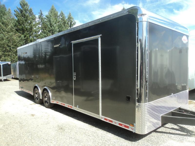 2020 Cargo Mate 8.5X28 12K Enclosed Cargo Trailer
