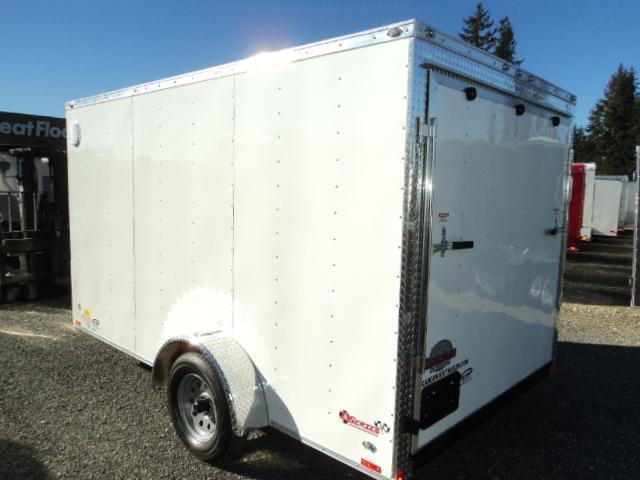 2020 Cargo Mate E-series 6X12 Cargo Trailer With Ramp