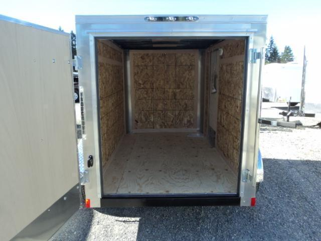 2020 Cargo Mate Challenger 5x8 w/6 Inches Extra Height Enclosed Cargo Trailer