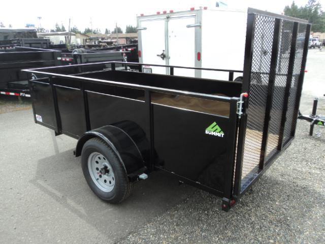 2019 Summit Alpine 6X10 Utility Trailer