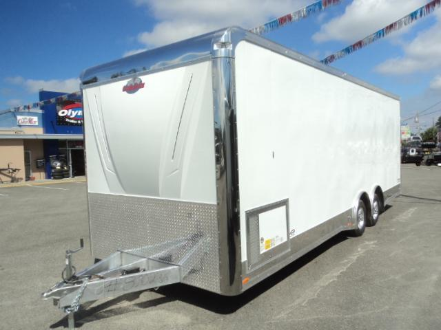 Cargo Mate Aluminum Eliminator 8.5x26 10K w/Super Stock Package++++