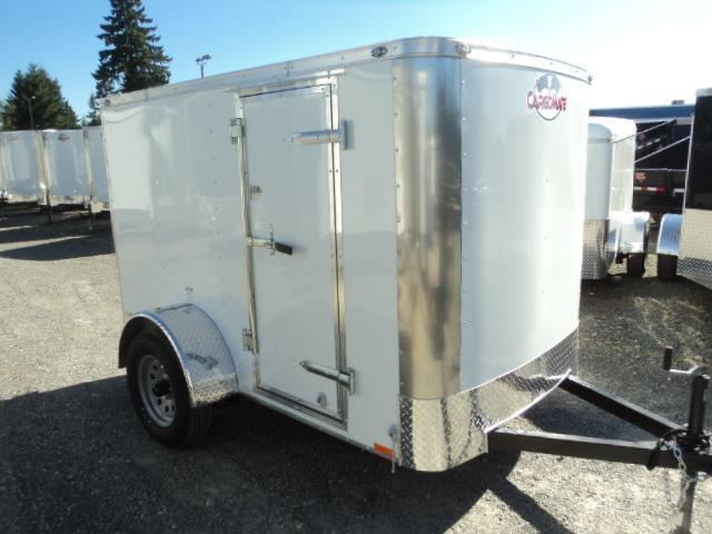 2020 Cargo Mate Challenger 5x8 Enclosed Cargo Trailer